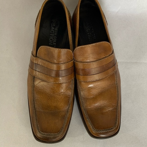 Kenneth Cole Reaction Other - Kenneth Cole men's brown loafer 10